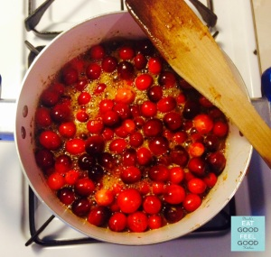 Cranberry Cooking