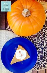 Nicole's Organic Gluten Free Pumpkin Pie