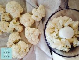Gluten Free Cauliflower Gnocchi