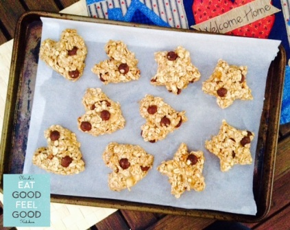 Banana Oat Cookies3