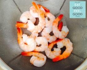 Cajun Shrimp Black Risotto3N