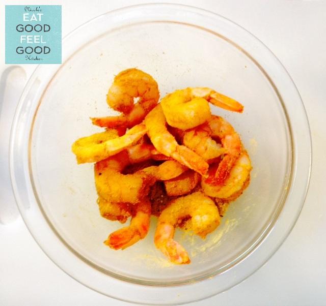 Cajun Shrimp Black Risotto4N